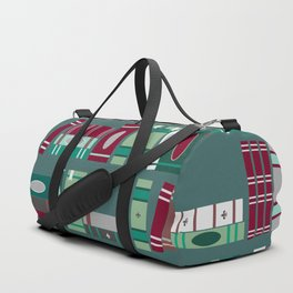 The Book Shelf Duffle Bag