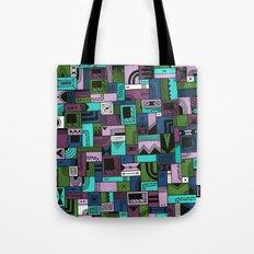 I'll Make Punch Tote Bag
