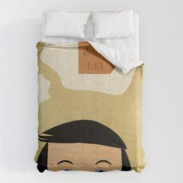 Writer's Block Comforters