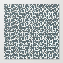 Beautiful Pattern #5 Floral Canvas Print