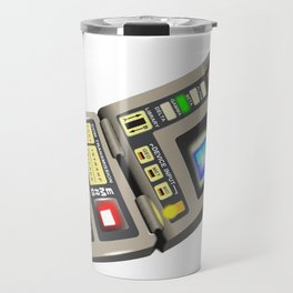 Tricorder Travel Mug