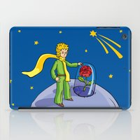 the little prince iPad Cases featuring Little prince by Dennis Morgan