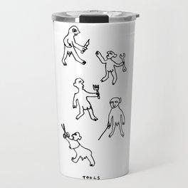 tools. Travel Mug