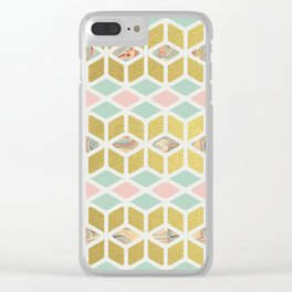 Tori Lilytwig Clear iPhone Case