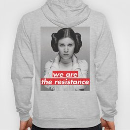 We Are the Resistance Hoody