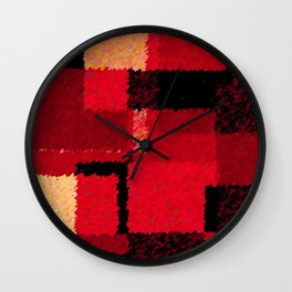 Cherries Jubilee Wall Clock