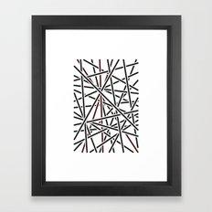 Obliquity 1 Framed Art Print