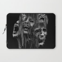 Sinking in the Dark Laptop Sleeve