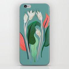 Exotic Dream Flower iPhone & iPod Skin