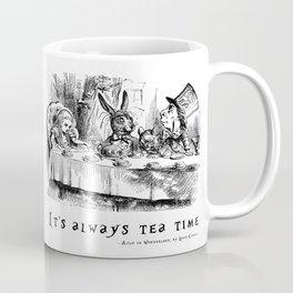 It's always tea time Coffee Mug