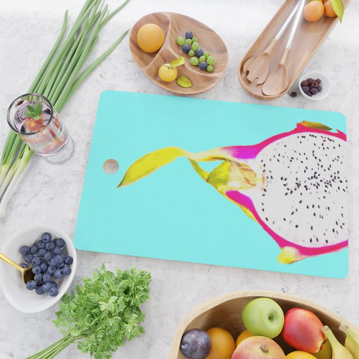 Dragon Fruit Cutting Board