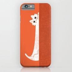 Mark's Superpower: cat Superstretch Slim Case iPhone 6