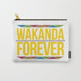 Wakanda Forever Carry-All Pouch