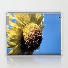 Bulging Sunflower Laptop & iPad Skin