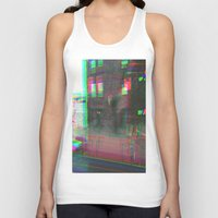 urban Tank Tops featuring Urban by Jane Lacey Smith