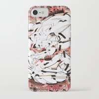 friendship iPhone & iPod Cases featuring Friendship by 5wingerone
