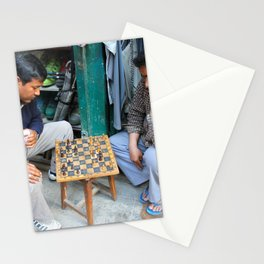 The Showdown (Part 6: Kathmandu, Nepal) Stationery Cards