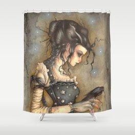 Queen Mab Shower Curtain