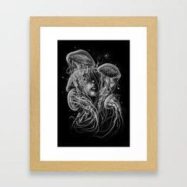 A Beautiful Delusion Framed Art Print