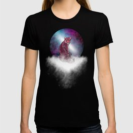 Space Leopard T-shirt