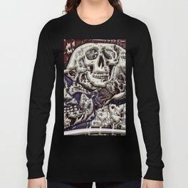 Skulls a plenty Long Sleeve T-shirt