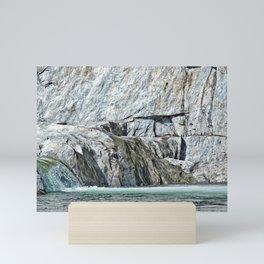 Mad River Plunge Mini Art Print