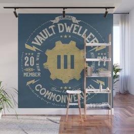 Vault 111 Member Forever Wall Mural