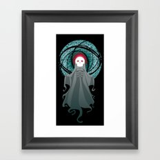 White Dwarf Framed Art Print