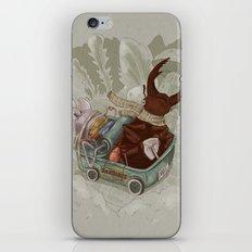 One man's trash - New Wheels iPhone & iPod Skin