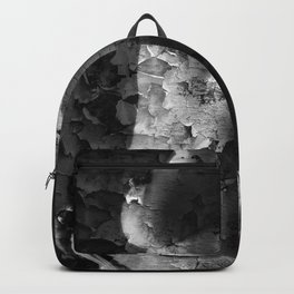 Textured Topless Backpack