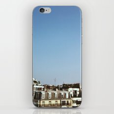 Between the blue sky iPhone & iPod Skin