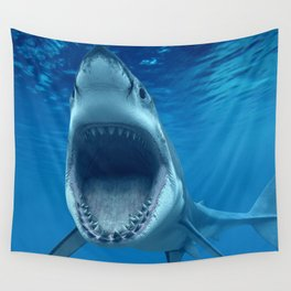 megalodon Wall Tapestry