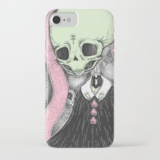 Death (Tarot Cards Series 2014) iPhone 7 Slim Case