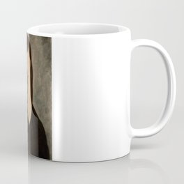 "Amedeo Modigliani ""Bust of a Woman"" Coffee Mug"