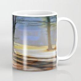 Misty Corner Coffee Mug