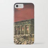 fullmetal alchemist iPhone & iPod Cases featuring The Alchemist  by Nicholas Ballesteros