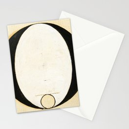 Heathens, 1920 by Hilma af Klint Stationery Cards