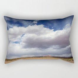 Desert Big Sky Rectangular Pillow