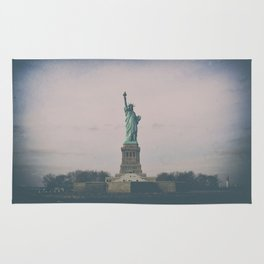Statue of Liberty w Rug