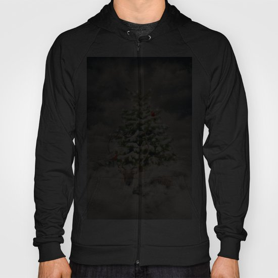 All Is Calm. All Is Bright. (Winter Guardian - Day)  Hoody