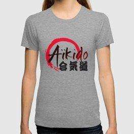 Aïkido v2 T-shirt