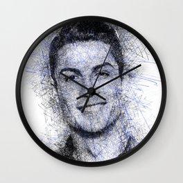 cristiano ronaldo Wall Clock