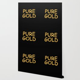 Pure Gold Wallpaper