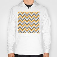 chevron Hoodies featuring Chevron by eARTh