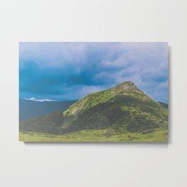 Nature enviroment Hill landscape Metal Print
