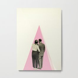 It's Just You and Me, Baby Metal Print
