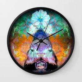 Astral Explorer (Version 2) Wall Clock