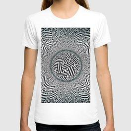 sayagata globe T-shirt