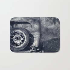 The Old Car Bath Mat