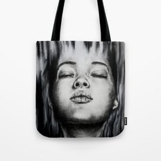 Hollow Voice Tote Bag